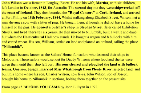 Before You Came quotes-14 John Wilson